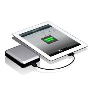 Disfruta de una carga de bateria para tus dispositivo móviles