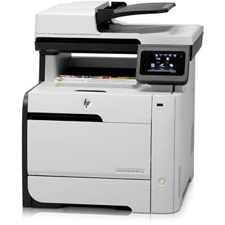 Con función inalámbrica para que puedas utilizar tu HP LaserJet Pro 400 en cualquier lugar de la oficina.