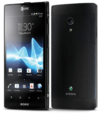 Sony Xperia Ion 4G Mobile Phone
