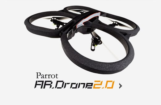 Helicoptero Parrot AR Drone 2.0