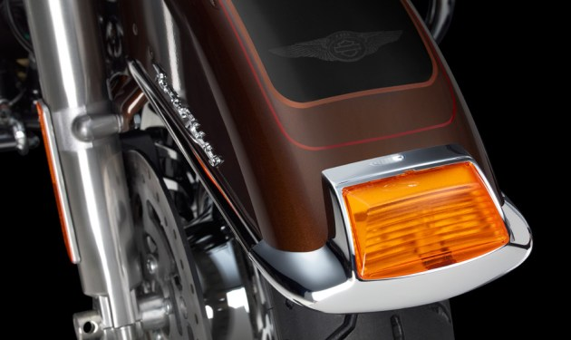 Parte trasera Road King Anniversary Edition 110