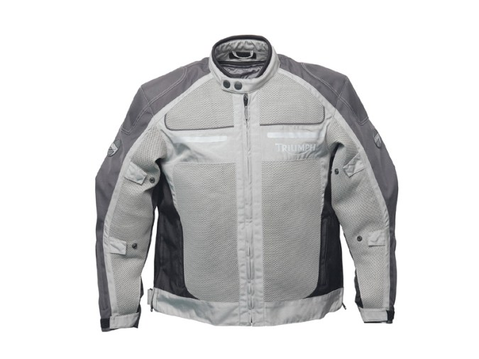 Campera Triumph Adventure