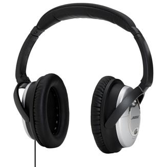 Menos ruido, un aclamado sonido más real y unos auriculares que permanecen cómodos durante horas (y por supuesto, con la calidad impresionante de Bose).