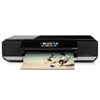 Imprime fácilmente con la gran pantalla TouchSmart a través de Wi-Fi desde la PC, Mac o dispositivos iOS.