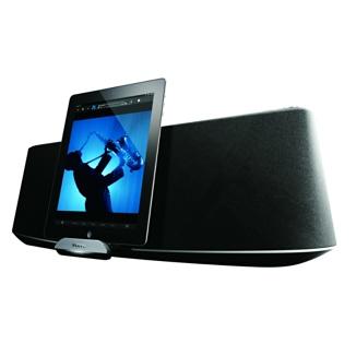 El XA900 tiene un subwoofer de 100 vatios para lograr un sonido pleno y vibrante. Reproducción de música en tu casa desde varios dispositivos diferentes.