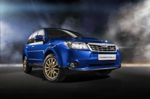Interior Subaru Forester TS 2013