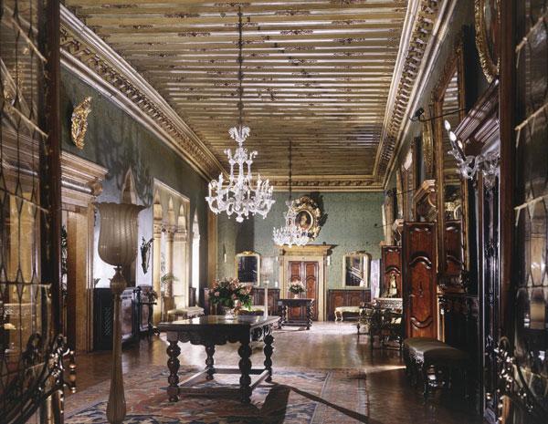 1st floor Palazzo Dandolo
