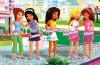 Las Lego Friends Mia, Emma, Andrea, Stephanie y Olivia