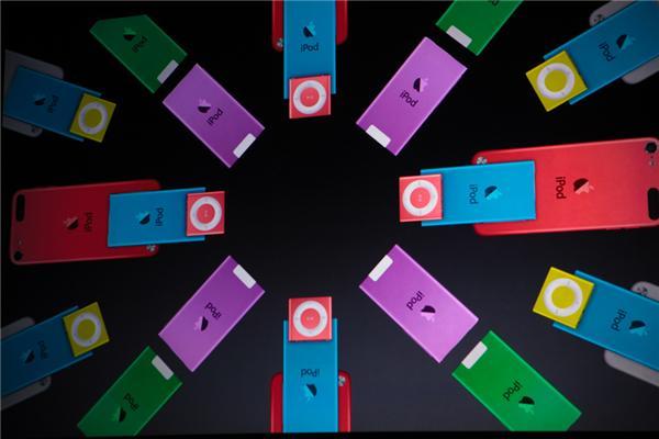 Nuevo iPods 2012