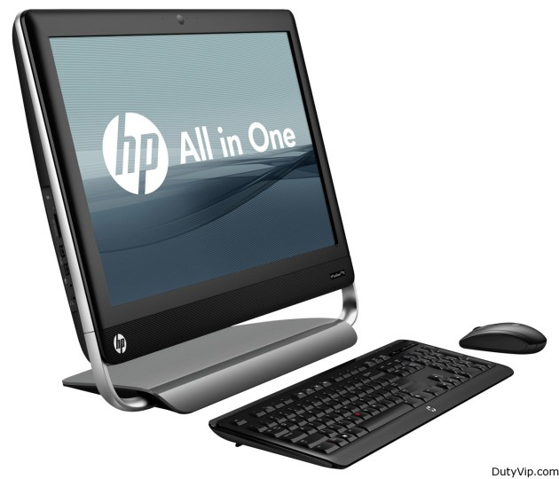 PC HP TouchSmart Elite 7320 All-in-One
