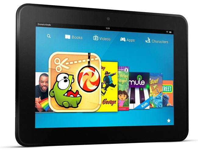 Kindle Fire HD 4G LTE