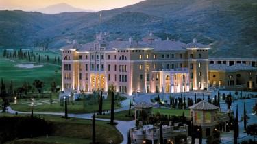 Hotel Villa Padierna 6 estrellas en Andalucía