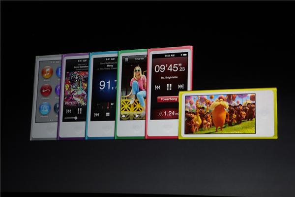 Nuevo iPod Nano 7G