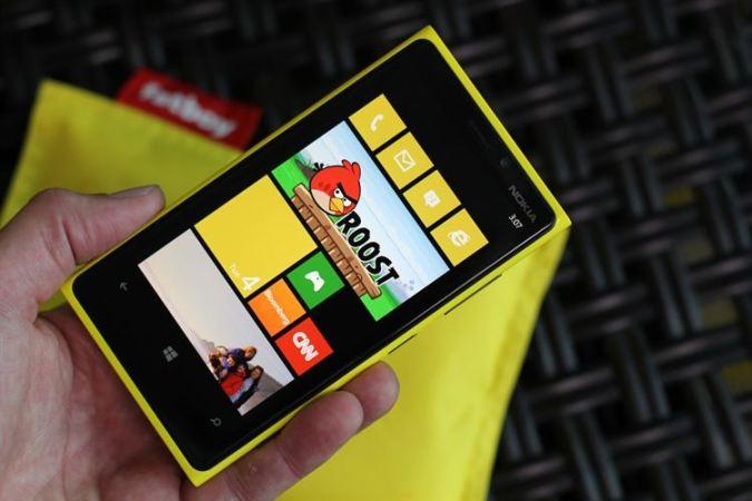 """Nokia Lumia 920 con Snapdragon S4 el """"buque insignia"""" de Windows Phone 8"""