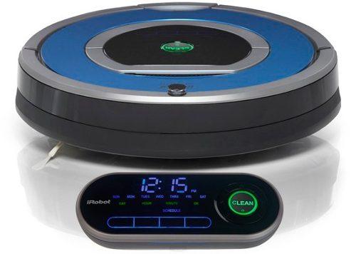 Robots de limpieza, Scooba y Roomba