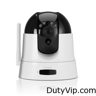 Siéntete tranquilo en cualquier lugar con esta cámara de vigilancia remota de alta tecnología.