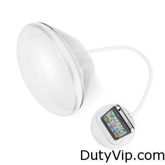 Wake-up Light de Philips despiértate de forma natural con este despertador con luz.