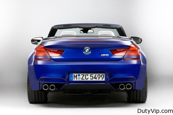 BMW M6 Cabrio: con la competición en sus genes