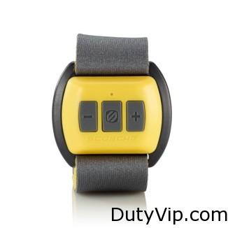 Controla tus pulsaciones, el nivel de intensidad, tu música y más durante tu entrenamiento con tu iPhone, iPad o iPod touch.
