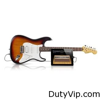 Su salida analógica integrada te permite usarla como una guitarra tradicional.
