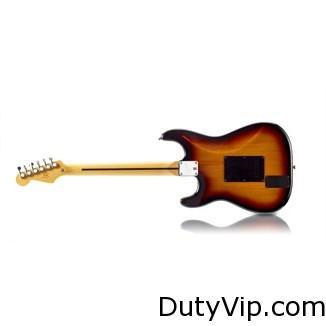 Toca esta guitarra y graba con ella en tu Mac o dispositivo iOS sin necesidad de ninguna otra interfaz de audio.