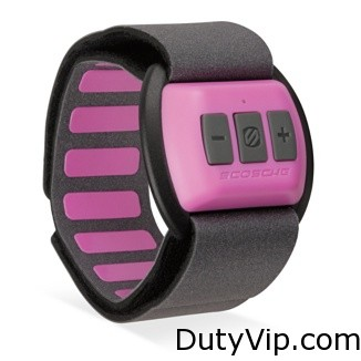 El pulsómetro Rhythm de Scosche incorpora conectividad inalámbrica Bluetooth que funciona hasta una distancia de 10 m.
