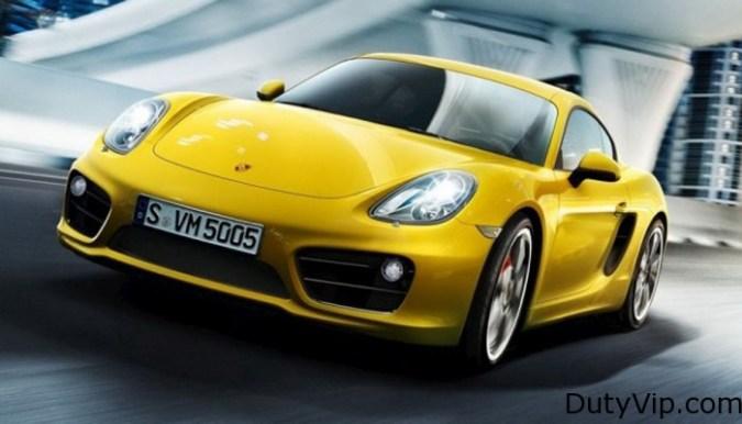 Este modelo fue una de las novedades en la muestra de automóviles, y ahora marca de autos alemanes ha publicado toda la información del Porsche Cayman 2013.
