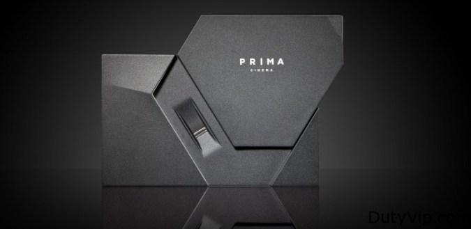 Prima Cinema box delivery