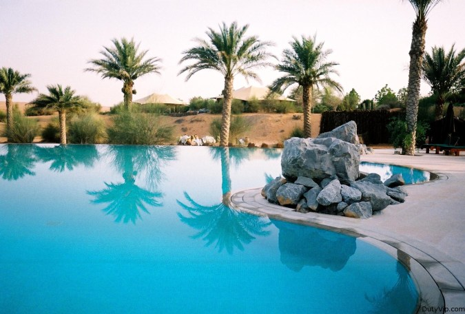 Spa Al Maha Desert Resort