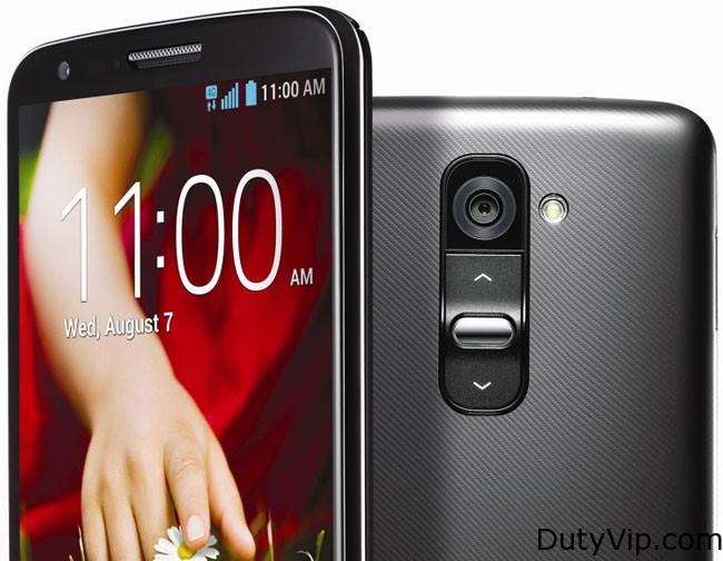 LG G2 con botón trasero, 16 gb de memoria y 4G ready