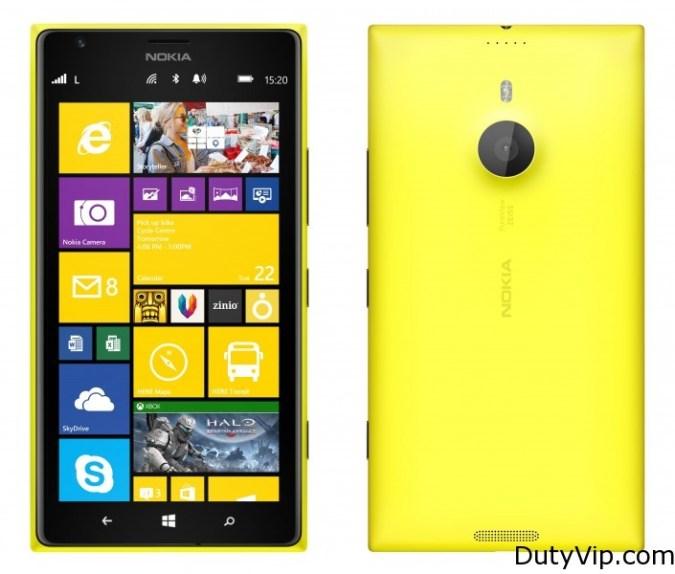 El móvil Nokia Lumia 1520