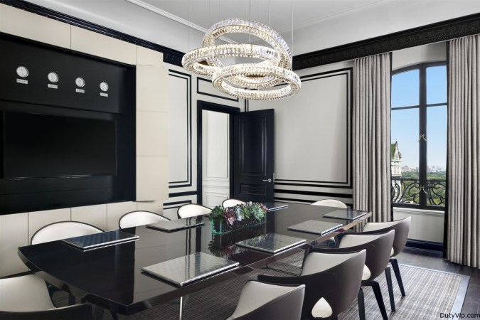 The St. Regis New York - Bentley Suite D