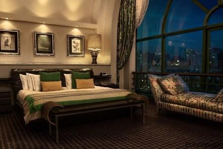 Habitación de lujo en Marquis Reforma Hotel & Spa