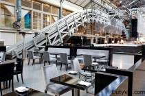 Restaurante y Desayunador de lujo v