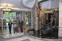 Lobby Marquis Reforma Hotel & Spa