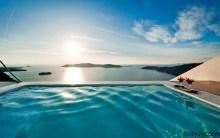 Anastasis Apartments está ubicado en Imerovigli, Grecia