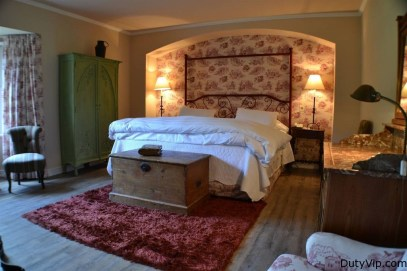 Habitación de lujo Hotel L'Auberge