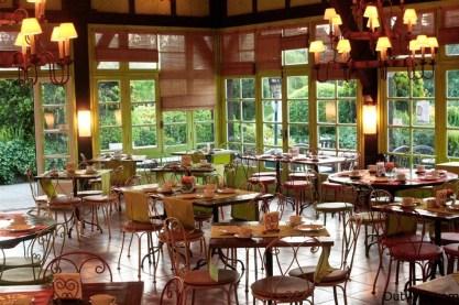 Salón de Té Hotel L'Auberge