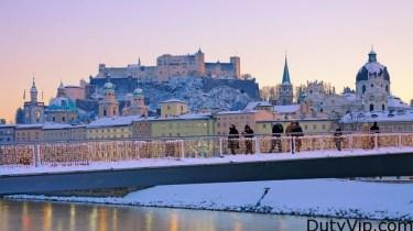20 destinos de lujo para pasar la Navidad