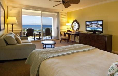 Habitaciones con vistas al mar en Grand Wailea Resort