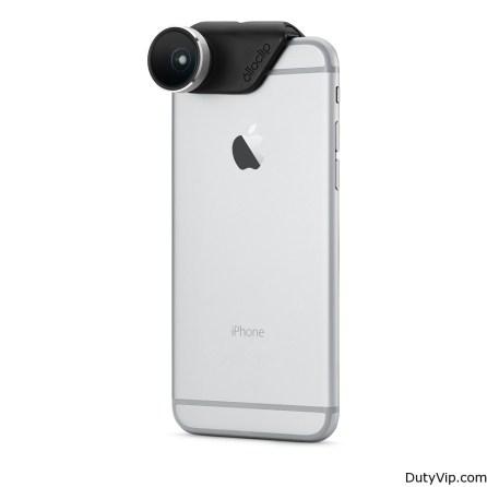Objetivo olloclip 4 en 1 para iPhone 6 y iPhone 6 Plus