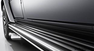 Mercedes-Benz estribos