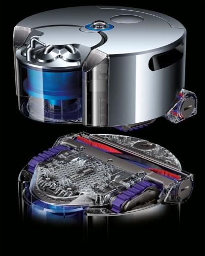 Aspiradora robot Dyson