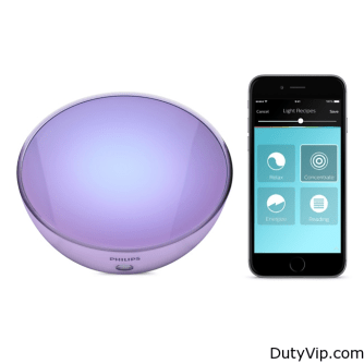 Hue Go de Philips