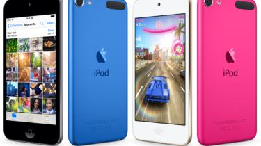 Chip A8, coprocesador de movimiento M8 y pantalla Retina de 4 pulgadas. En el iPod touch cada partida es toda una experiencia.