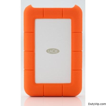 Disco duro Rugged de LaCie de 500 GB