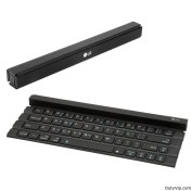 LG Rolly el teclado plegable para tablets y smartphones