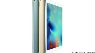 iPad Pro en colores