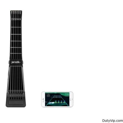 SmartGuitar portátil jamstik+ de Zivix