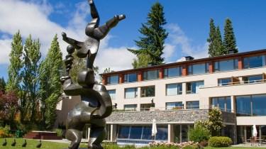 El Casco Art Hotel Bariloche en San Carlos de Bariloche, Patagonia, Argentina